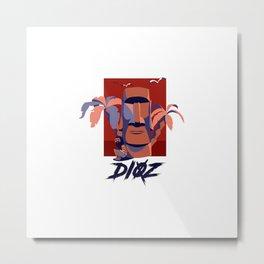 Dioz Diozstore Metal Print