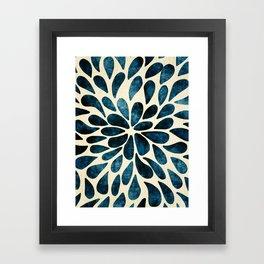 Petal Burst #5 Framed Art Print