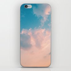 Cloudy With A Chance iPhone Skin
