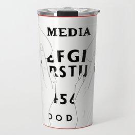 media ouija board Travel Mug