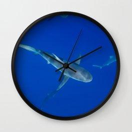 Hawaiian Shark VI Wall Clock