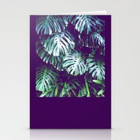 palms Stationery Cards featuring PALMS by Sorbetedelimon