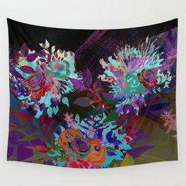 INTO THE DARK Wall Tapestry