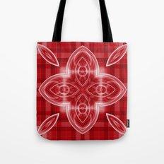 Pattern red Tote Bag
