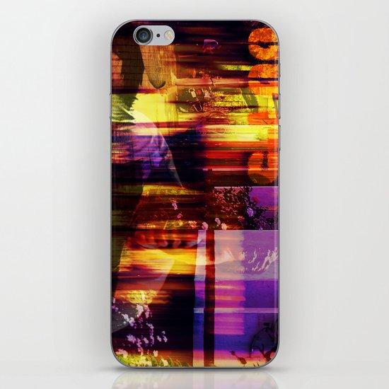 001-5 iPhone Skin