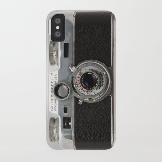 Vintage Camera (iBolsey) iPhone Case