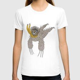 Impulsive Sloth T-shirt
