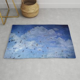 Then We Will Soar Rug