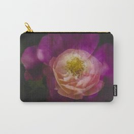Roses (double exposure version) Carry-All Pouch