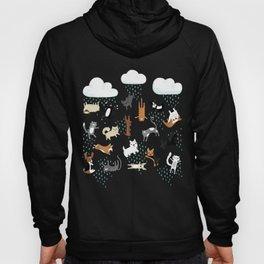Raining Cats & Dogs Hoody