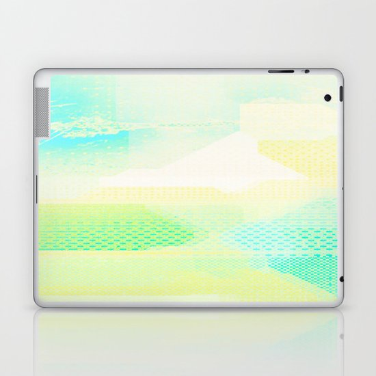 Missing Landscape Laptop & iPad Skin