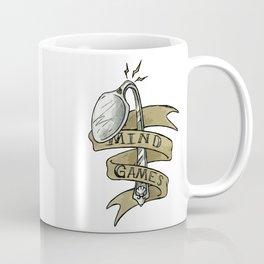 Mind Games Bent Spoon Coffee Mug