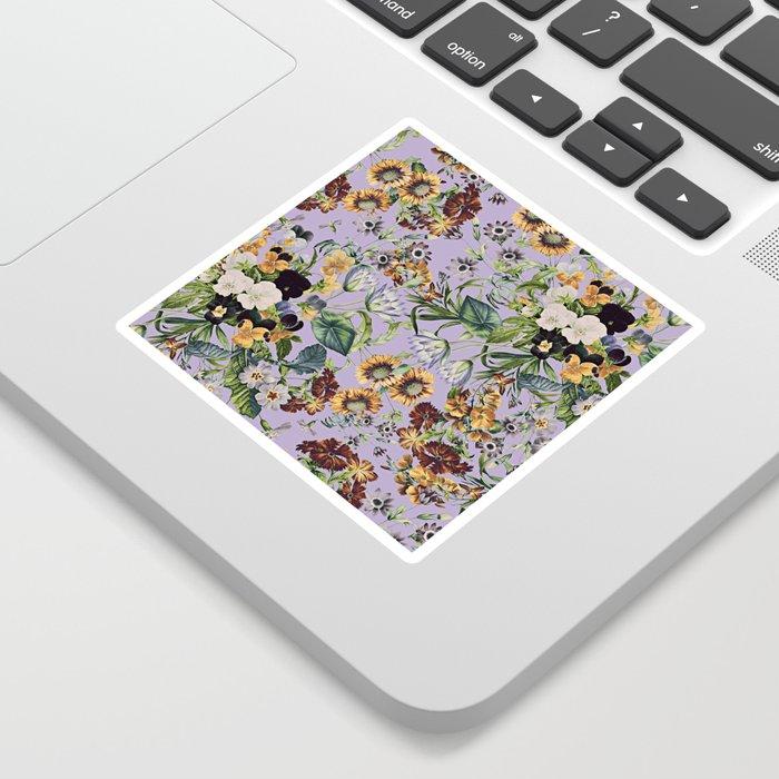 Romantic Garden VIII Sticker