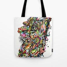 mole01 Tote Bag