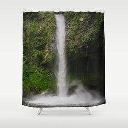 Costa Rica Cascade Shower Curtain