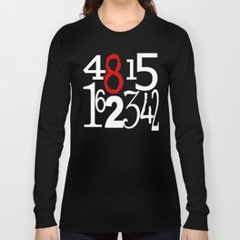 Number 65 Long Sleeve T-shirt