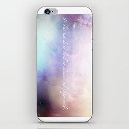 Dwell iPhone Skin