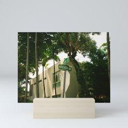 Avocado Ave Mini Art Print