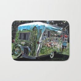 1959 Streamline Trailer Bath Mat