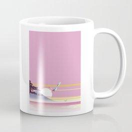 Seagull of morning glow Coffee Mug