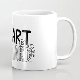 Life Is Easy Coffee Mug