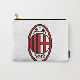 AC Milan Logo Carry-All Pouch