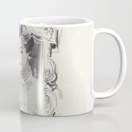 Mirror Mirror Coffee Mug