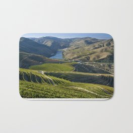 Vineyards in the Douro Valley, Pinhao Bath Mat
