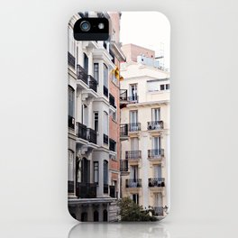 Madrid // Malasaña iPhone Case