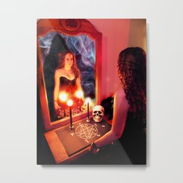 The Rite of Summoning Metal Print