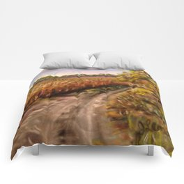 Trail Home Comforters