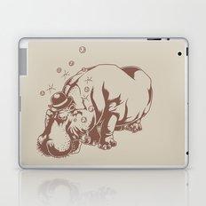Hippo-Thesis Laptop & iPad Skin