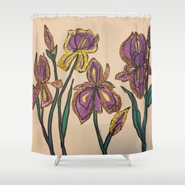 Gather together Shower Curtain