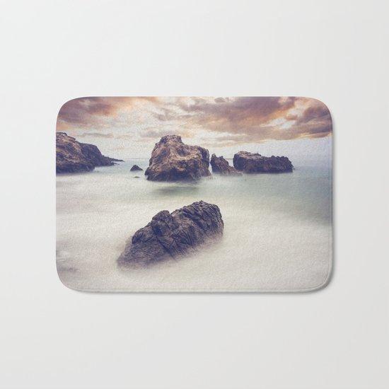 Ocean Landscape Bath Mat