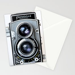 Flexaret Vinatge Camera Stationery Cards