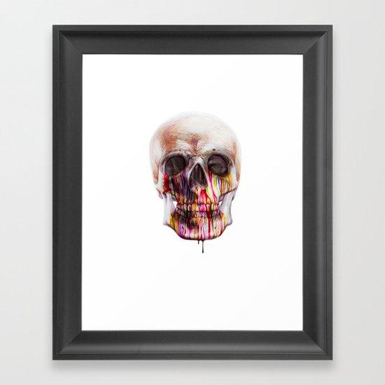 True Blood B Framed Art Print