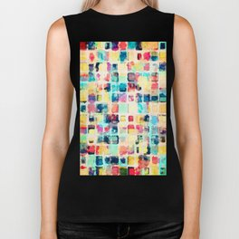 Painted Boxes Biker Tank