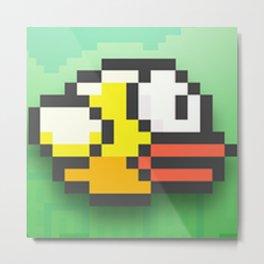 Flappy birdy Metal Print