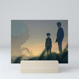 Mob 100 v.4 Mini Art Print