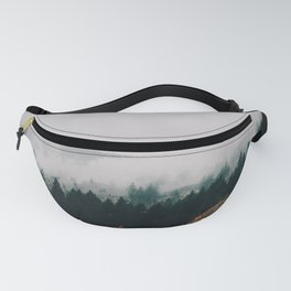 Forest Fog Fanny Pack