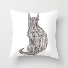 Figure n.1 Throw Pillow