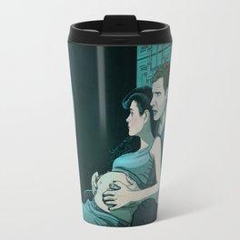 The Unicorn - Pregnant Rachel Blade Runner Travel Mug
