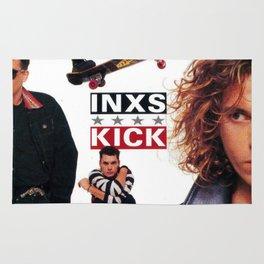 INXS — Kick Rug