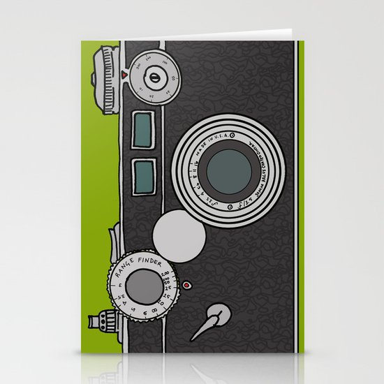 Argus Stationery Cards