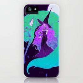 Nyx iPhone Case