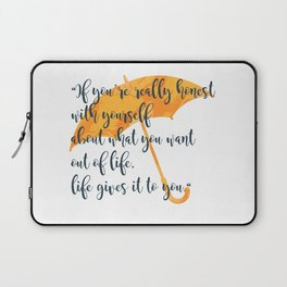 Honest Laptop Sleeve
