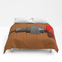 Propeller with gear Comforters