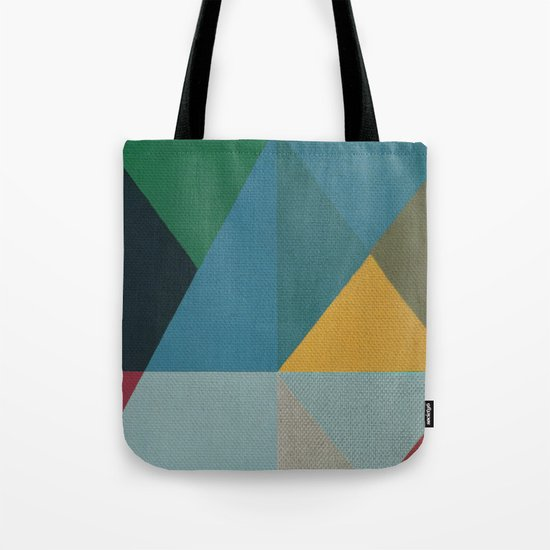 Geometric Thoughts 6 Tote Bag