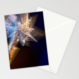 Abstract Star Of Wonder Stationery Cards