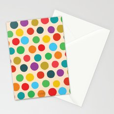 Circles Circle Stationery Cards